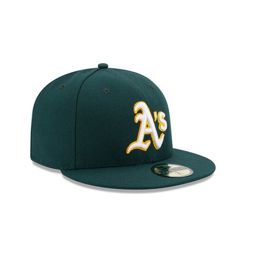 New Era Men's Oakland Athletics 2016 59FIFTY Cap - view number 3