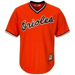 Majestic Men's Baltimore Orioles Earl Weaver #4 Cooperstown Cool Base 1965-66 Replica Jersey - view number 2