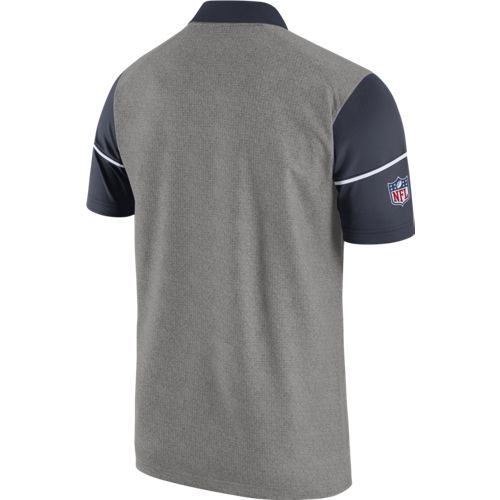 Nike Men's Houston Texans Sideline Polo Shirt - view number 2