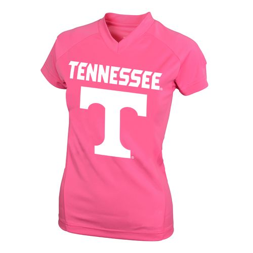 NCAA Kids' University of Tennessee #1 Perf Player T-shirt