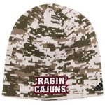 adidas™ Men's University of Louisiana at Lafayette Digital Camo Beanie