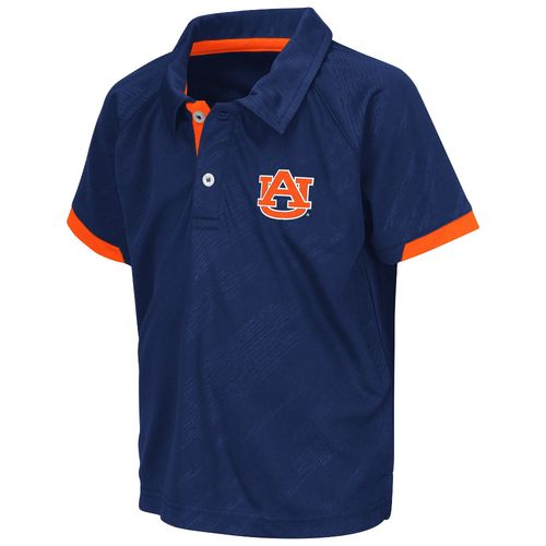 Colosseum Athletics™ Toddlers' Auburn University Spiral Polo Shirt