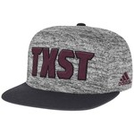 adidas™ Men's Texas State University Player Snapback Cap