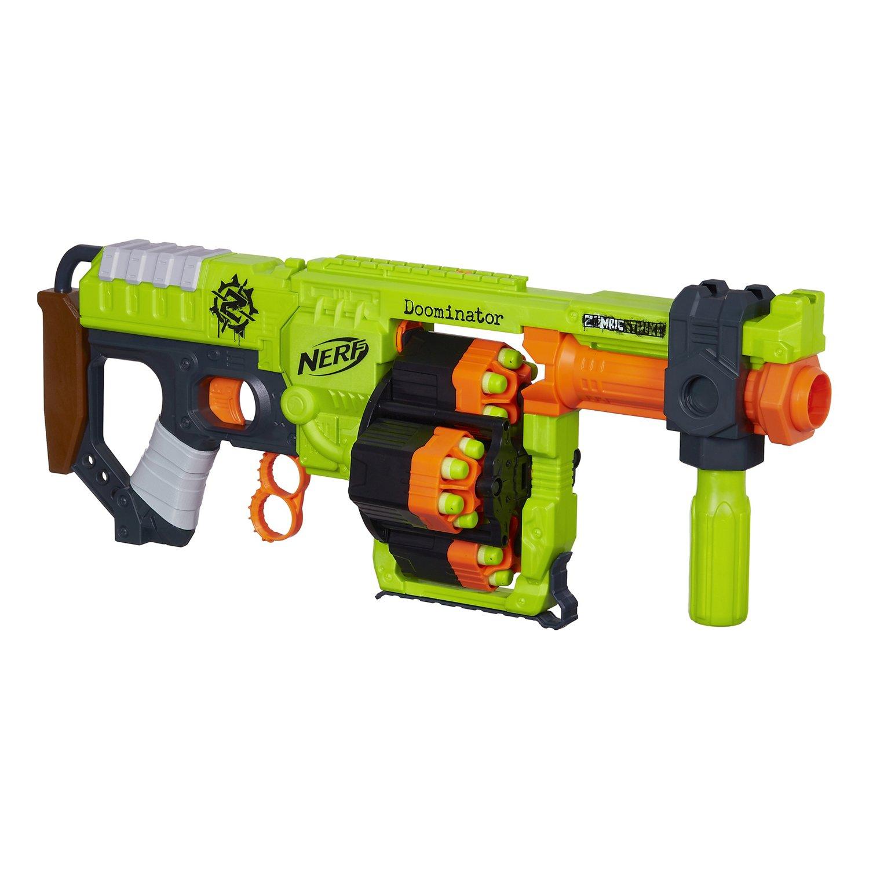 NERF™ Zombie Strike Doominator Blaster