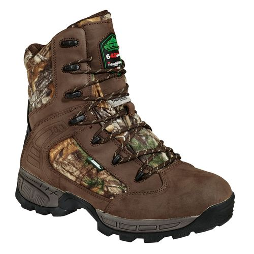 Wood N' Stream Men's Gunner Insulated Camo Hunting Boots
