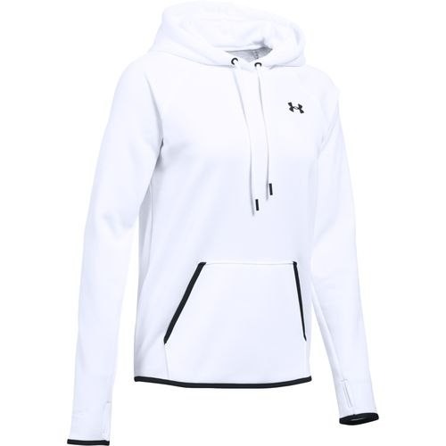 Display product reviews for Under Armour Women's Core Armour Fleece Hoodie