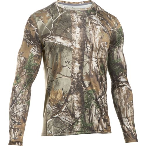 Under Armour Adults' Realtree AP Xtra Tech Long Sleeve T-shirt