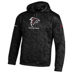 Under Armour™ NFL Combine Authentic Men's Atlanta Falcons Armour® Fleece Novelty Hoodi