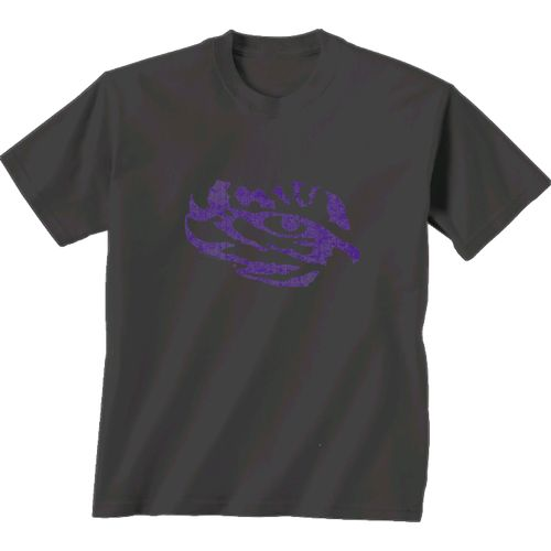 New World Graphics Men's Louisiana State University Alt Graphic T-shirt