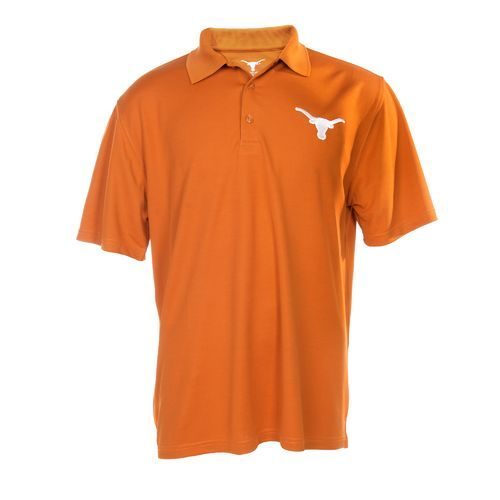 289c Apparel Men's University of Texas Silhouette Polo
