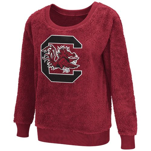 G-III for Her Women's University of South Carolina Sherpa Guide Pullover