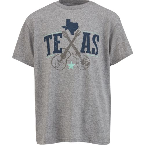 Academy Sports + Outdoors™ Boys' Texas State Love T-shirt