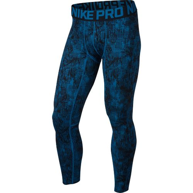 Nike Men's Pro Hyperwarm Dri-FIT Max Compression Shred