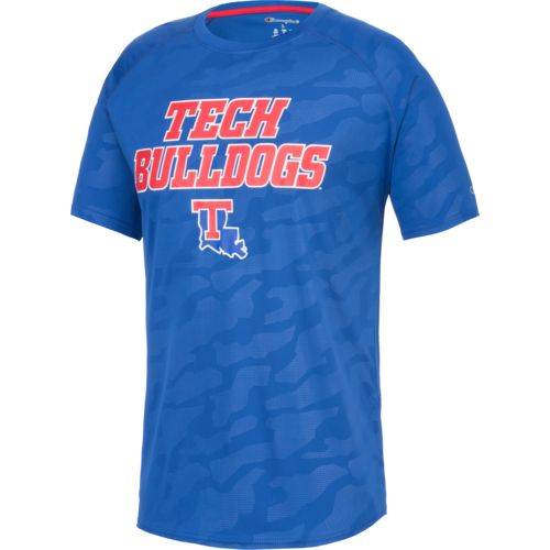Champion™ Men's Louisiana Tech University Fade T-shirt