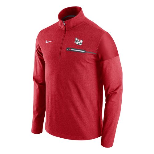 Nike™ Men's Lamar University Elite Coaches 1/2 Zip Pullover