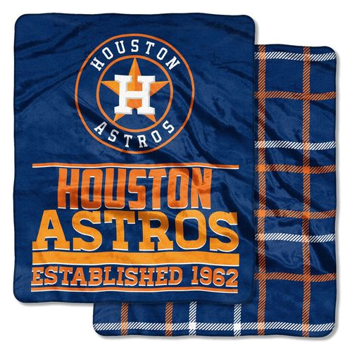 The Northwest Company Houston Astros I-Cloud Throw