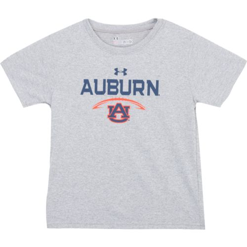 Under Armour Toddlers' Auburn University Football T-shirt