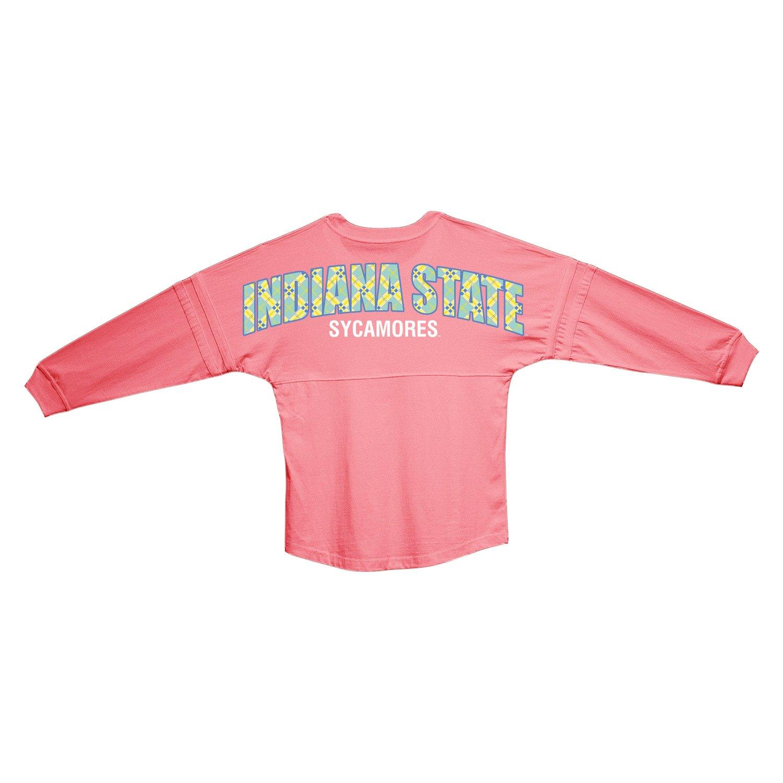 Boxercraft Women's Indiana State University Pom Pom Pullover