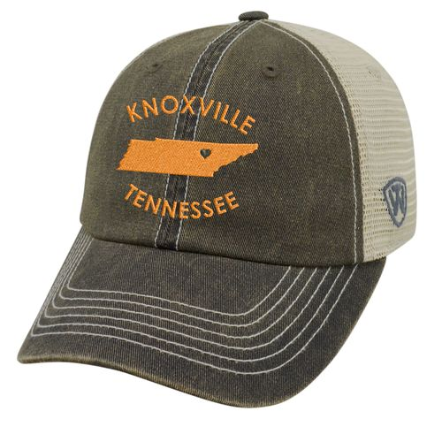 Top of the World Women's University of Tennessee Roots Cap