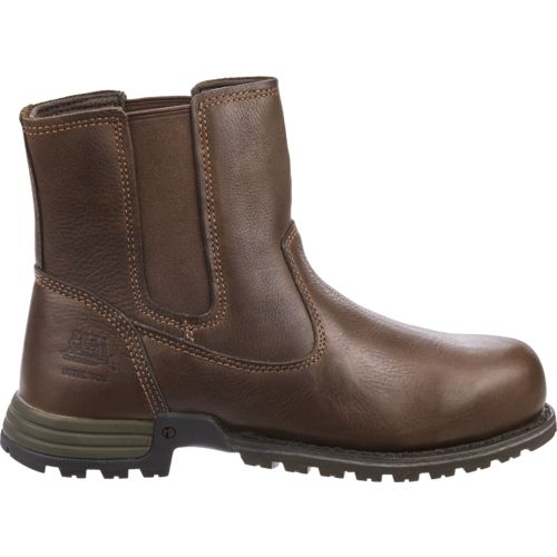Cat Footwear Women's Freedom Pull On Steel Toe Work Boots