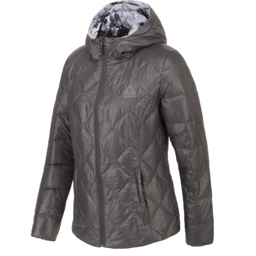 Gerry Women's Reversible Sweater Down Jacket