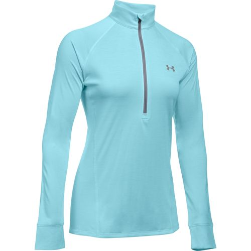 Display product reviews for Under Armour Women's UA Tech 1/2 Zip Twist Top