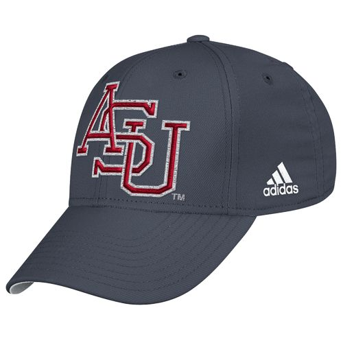 adidas Men's Arkansas State University Structured Flex Cap - view number 1
