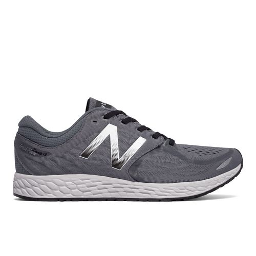 new balance foam zante grey