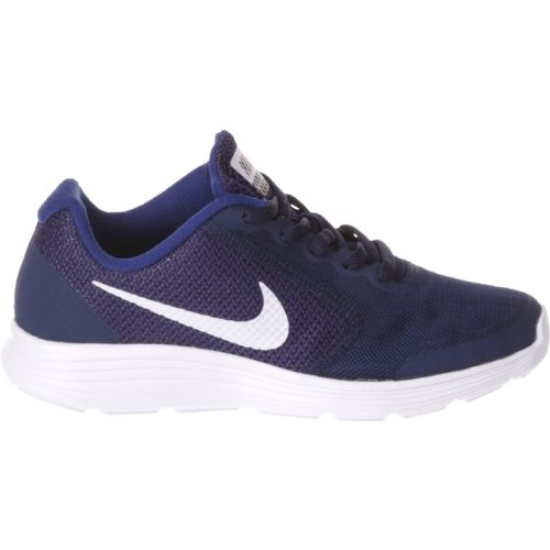 Display product reviews for Nike Boys' Revolution 3 GS Running Shoes