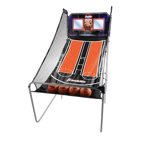 Display product reviews for Franklin Double Shot Hoops Pro Electronic Basketball Game