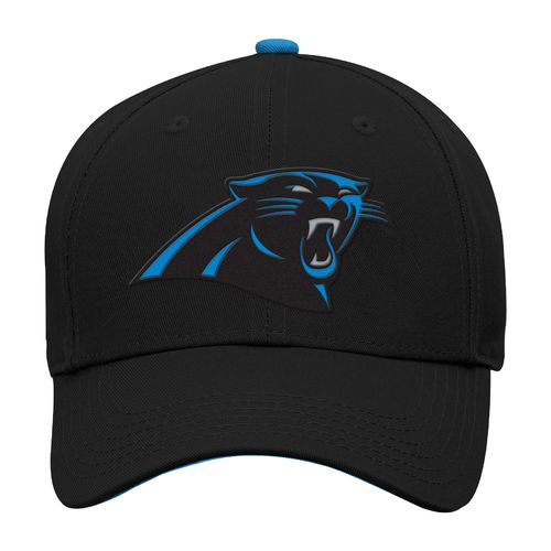 NFL Boys' Carolina Panthers Basic Cap
