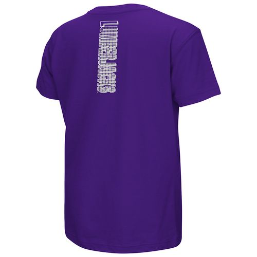 Colosseum Athletics™ Youth Stephen F. Austin State University Gack Short Sleeve T-shirt - view number 2