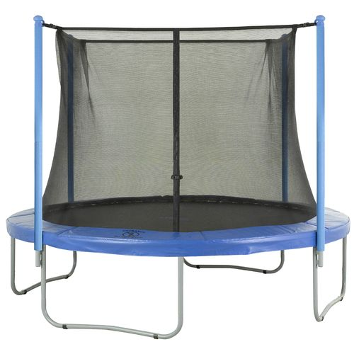 Upper Bounce® Replacement Trampoline Enclosure Net for 14' Round Frames with 4 Poles or 2 A - view number 6
