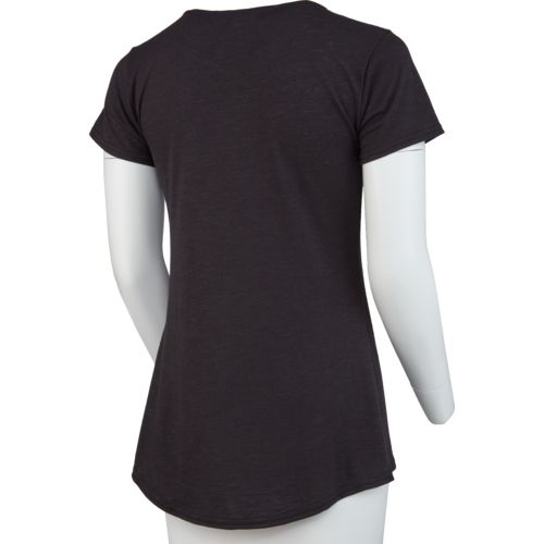 BCG Women's Strong V-neck Graphic T-shirt - view number 2
