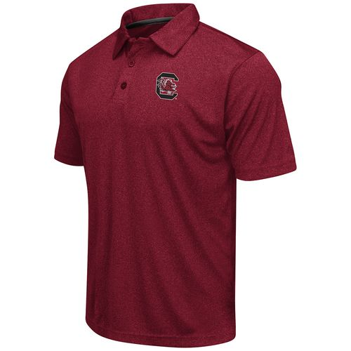 Colosseum Athletics™ Men's University of South Carolina Academy Axis Polo Shirt