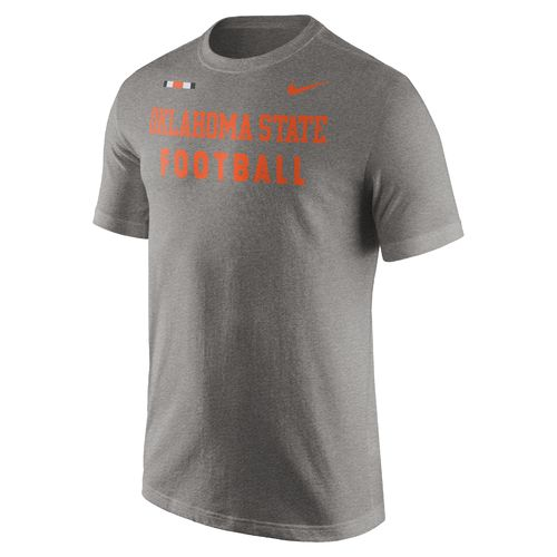 Nike Men's Oklahoma State University Facility T-shirt - view number 1
