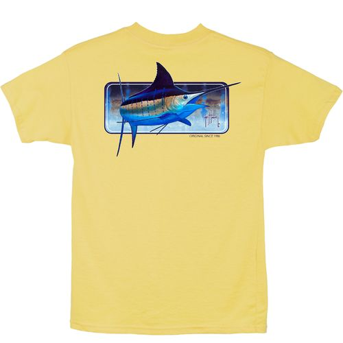 Guy Harvey Boys' Bill Skin T-shirt