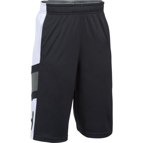 Under Armour Boys' Step Back Basketball Short