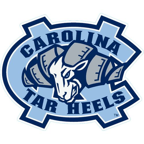 Stockdale University of North Carolina Logo Decal - view number 1