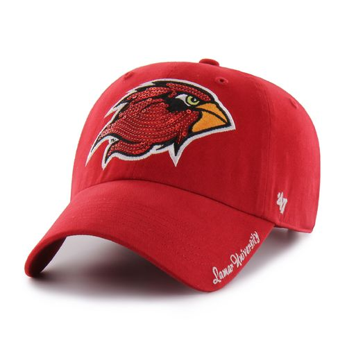 '47 Women's Lamar University Sparkle Clean Up Cap