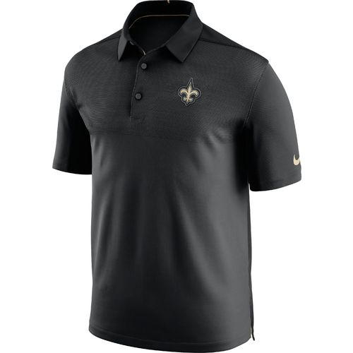 Nike™ Men's New Orleans Saints Dry Elite Polo Shirt - view number 1