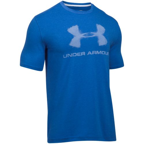 Under Armour Men's Chalked Sportstyle Logo Short Sleeve T-shirt