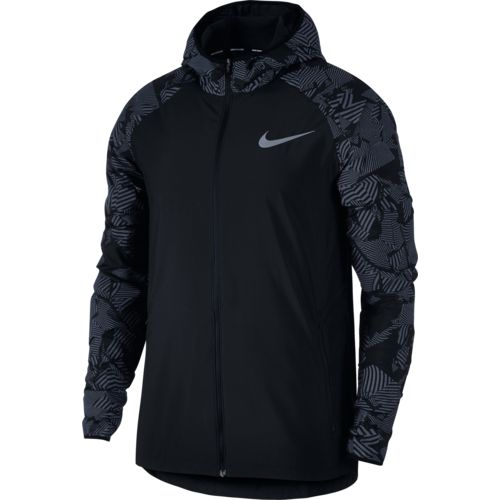 Nike Men's Essential Flash Full-Zip Running Jacket