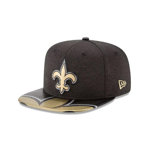 New Era Men's New Orleans Saints 9FIFTY® NFL17 On Stage Cap