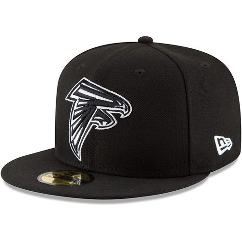 New Era Men's Atlanta Falcons 59FIFTY League Basic Cap