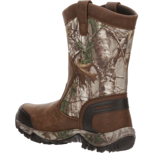 Magellan Outdoors Men S Reload Wellington Hunting Boots