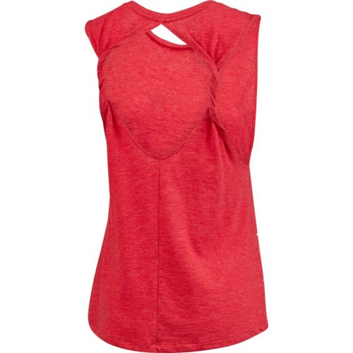 BCG Women's Lifestyle V-neck Twist Back Tank Top - view number 2