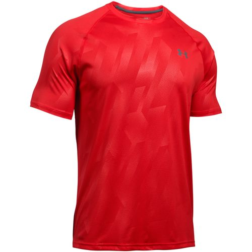 Display product reviews for Under Armour Men's UA Tech Emboss T-shirt