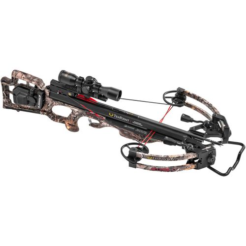 TenPoint Crossbow Technologies Eclipse RCX ACUdraw 50 Camo Crossbow Set