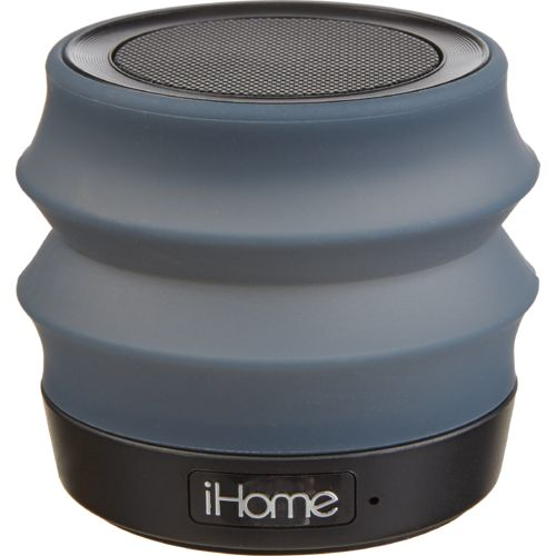 iHome Collapsible Color-Changing Bluetooth Speaker